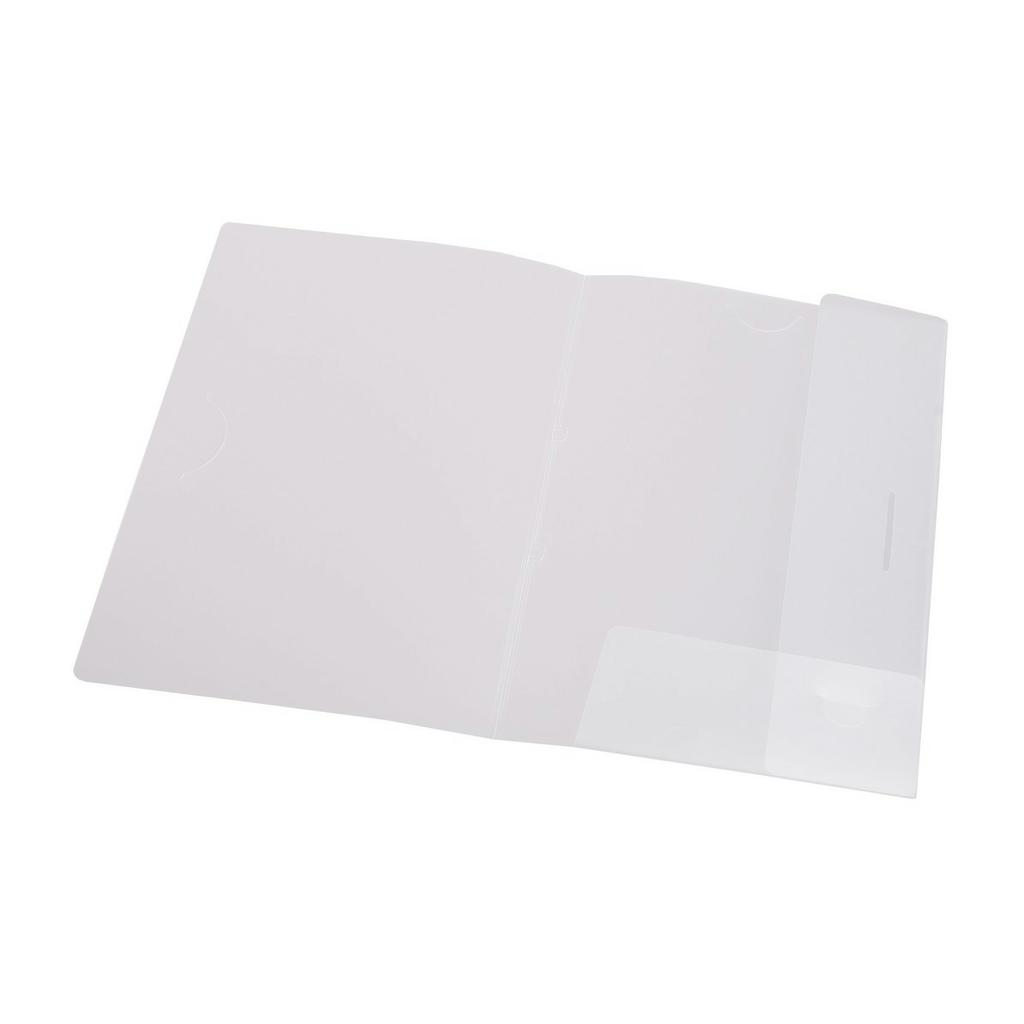 Angebotsmappe Semi-Transparent
