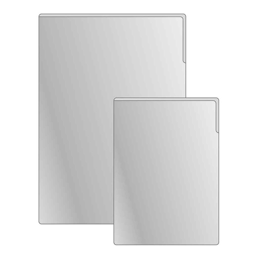 Selbstklebe-Taschen - DIN A5 und DIN A4 - TOP-Qualität