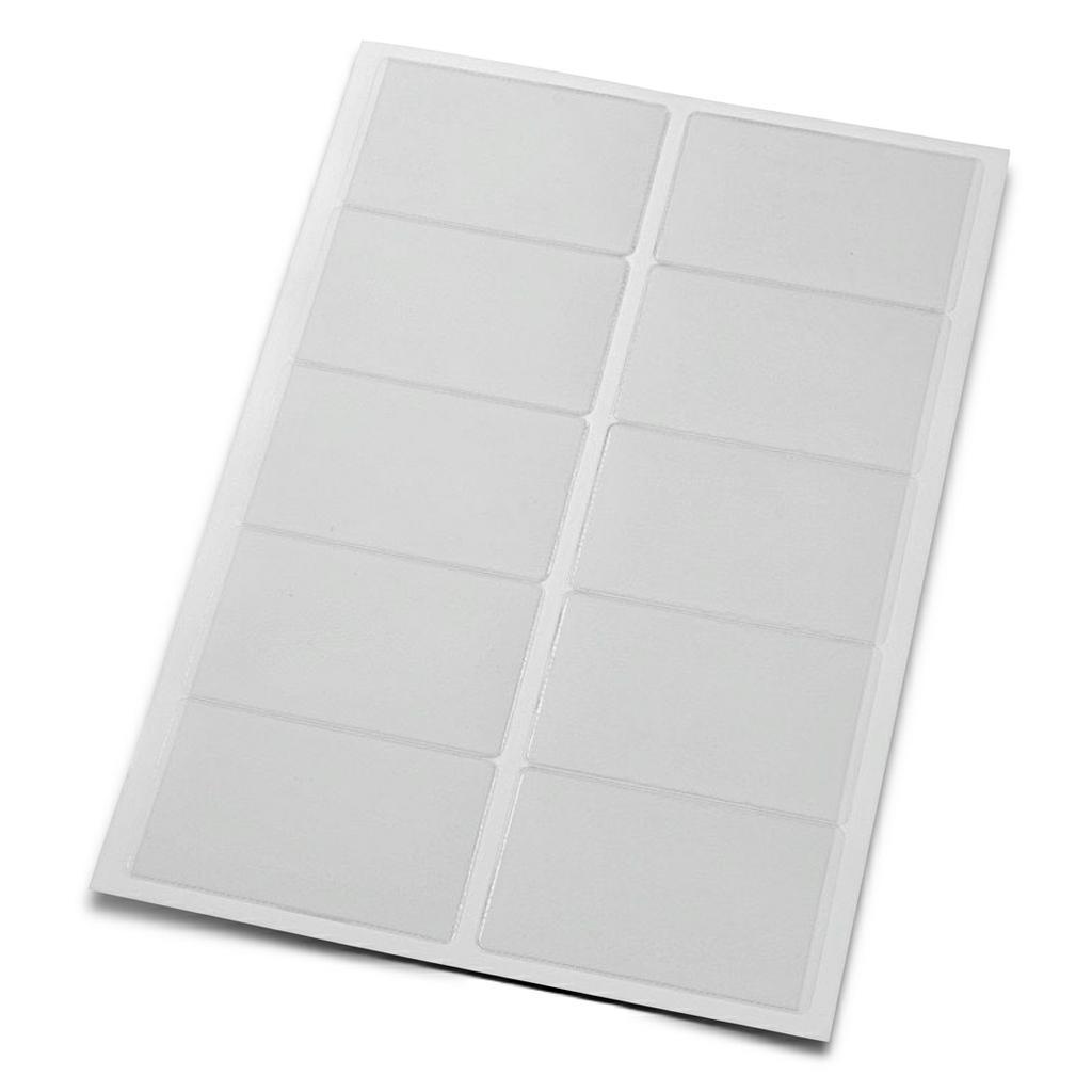 Selbstklebe-Visitenkarten-Taschen - TOP-Qualität