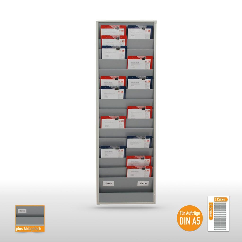 Werkstattplaner - bis zu 30 DIN A5 Aufträge und Belege