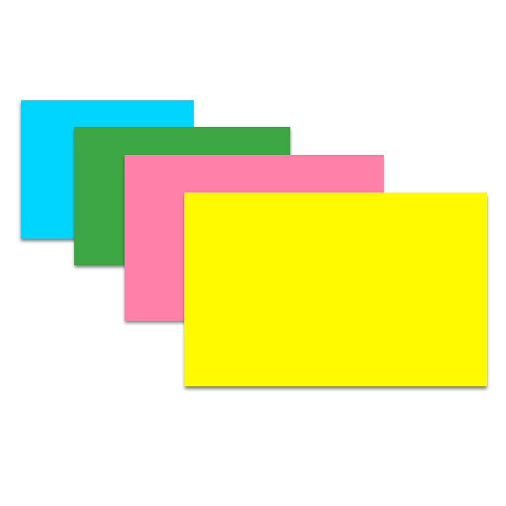 Einsteckkarten - vier Größen - für Plantafeln - System Planrecord