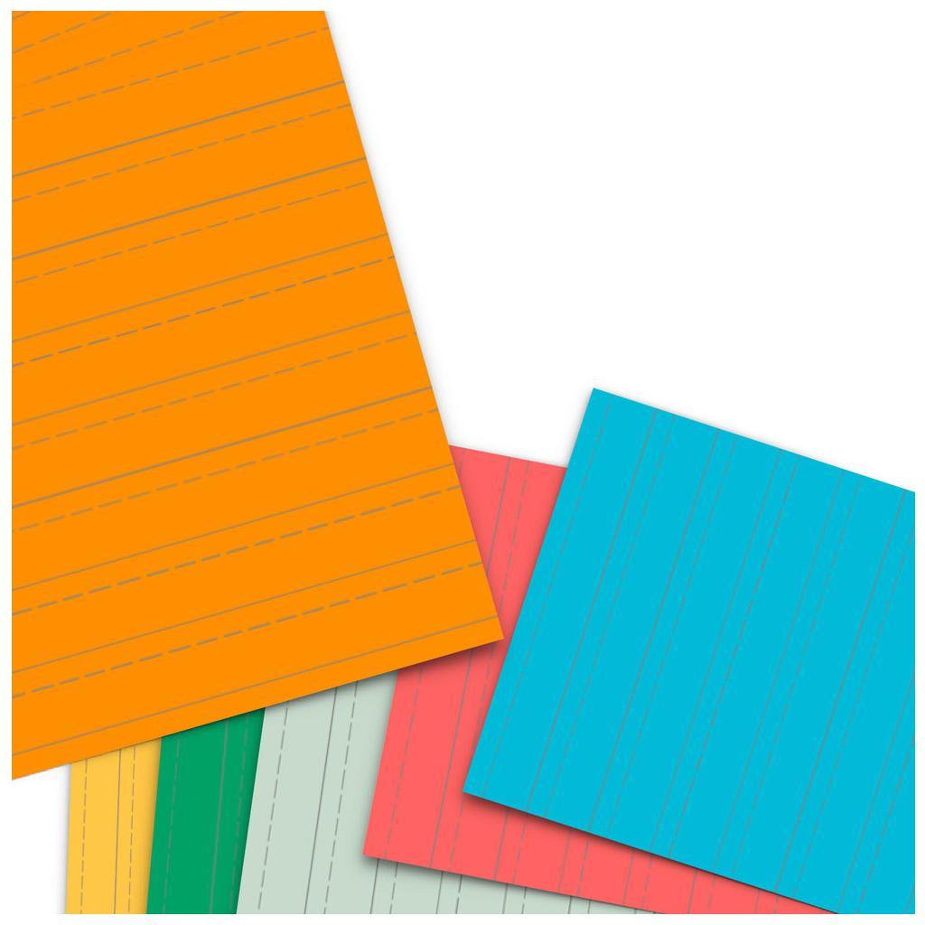 Markierungsstreifen - sechs Größen - für Plantafeln - System Planrecord