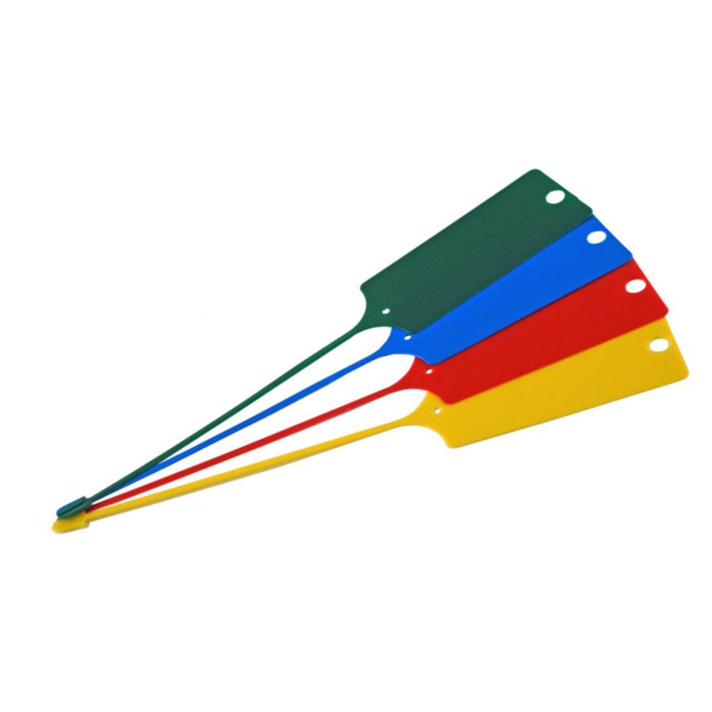 Befestigungsanhänger blanco - mit individueller Beschriftungsmöglichkeit