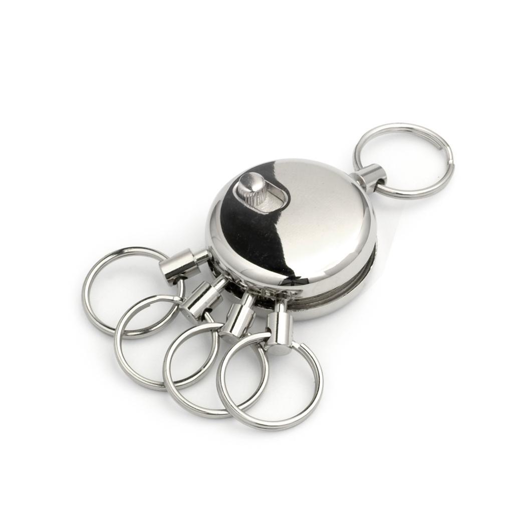 Multi-Schlüsselkupplung - mit 5 Ringen