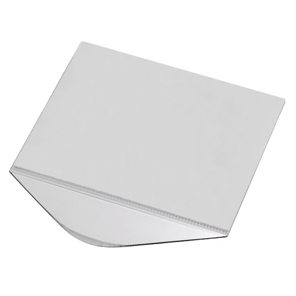 Preisblatthalter zum Einstecken für DIN A4 Querformat