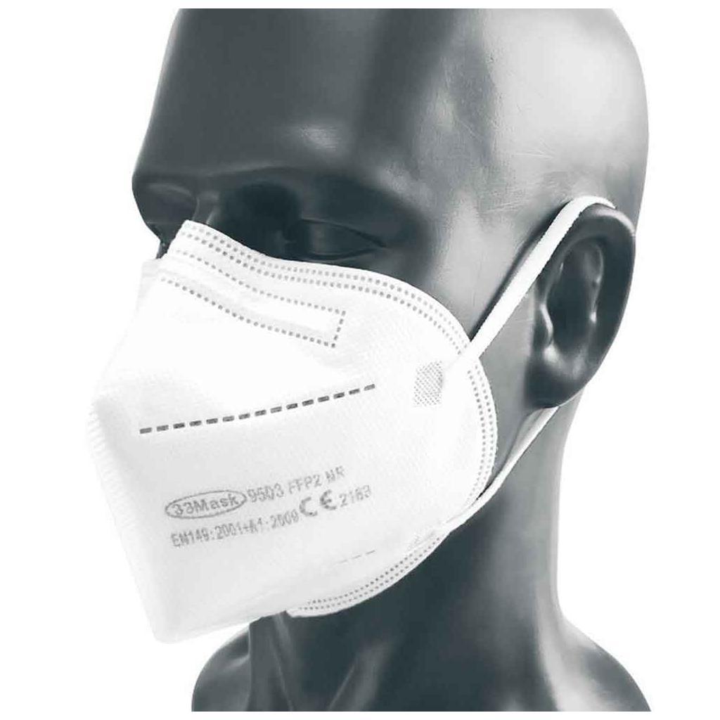 Filtrierende FFP2 NR-Halbmaske