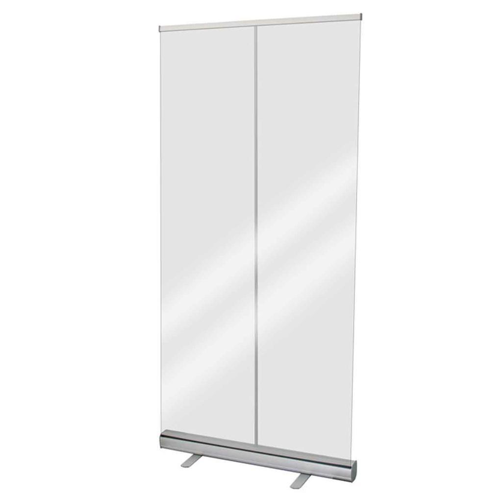 Mobile Hygiene-Schutzwand mit 85 cm und 100 cm Breite