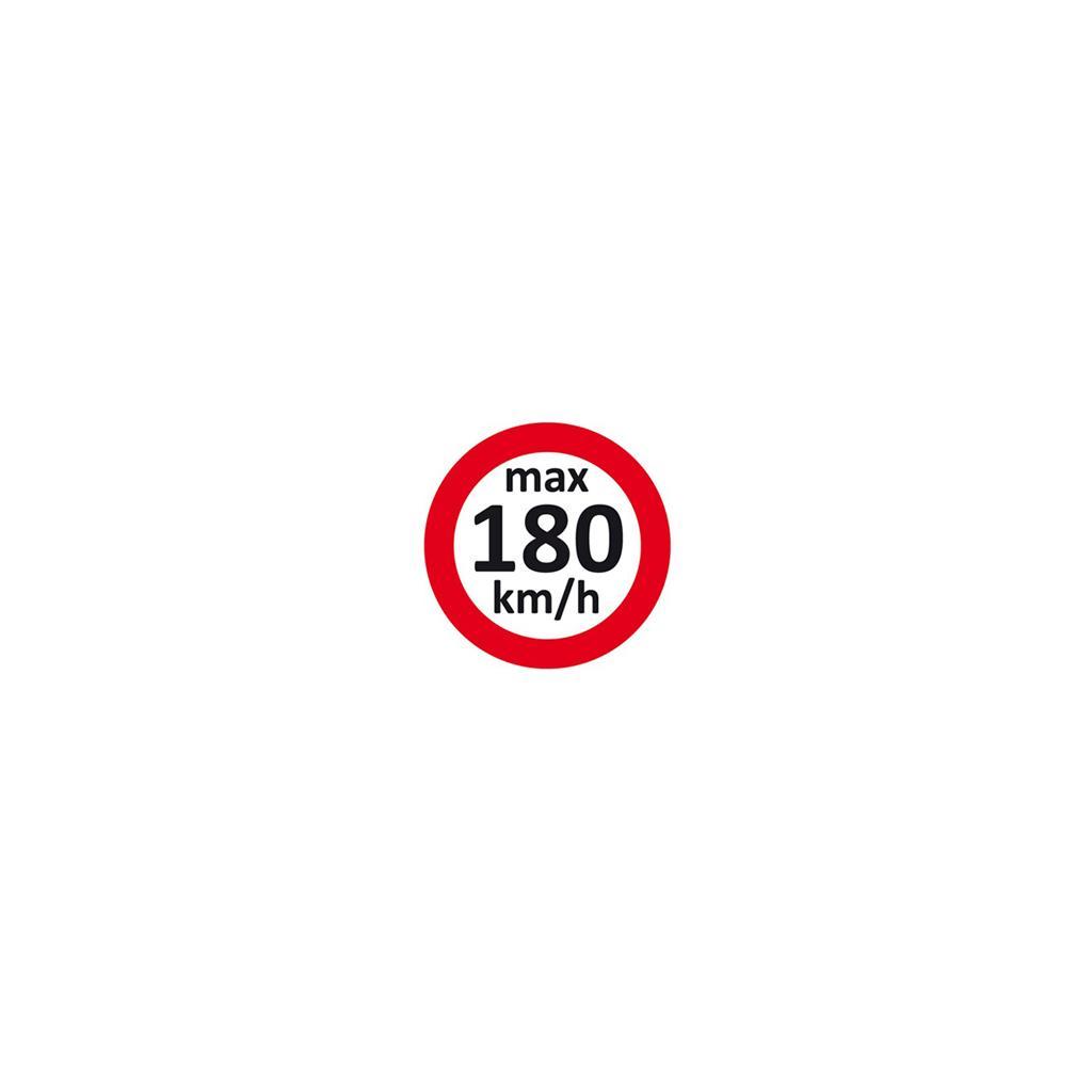 Geschwindigkeitsaufkleber - 160-240 km/h - für Winterräder