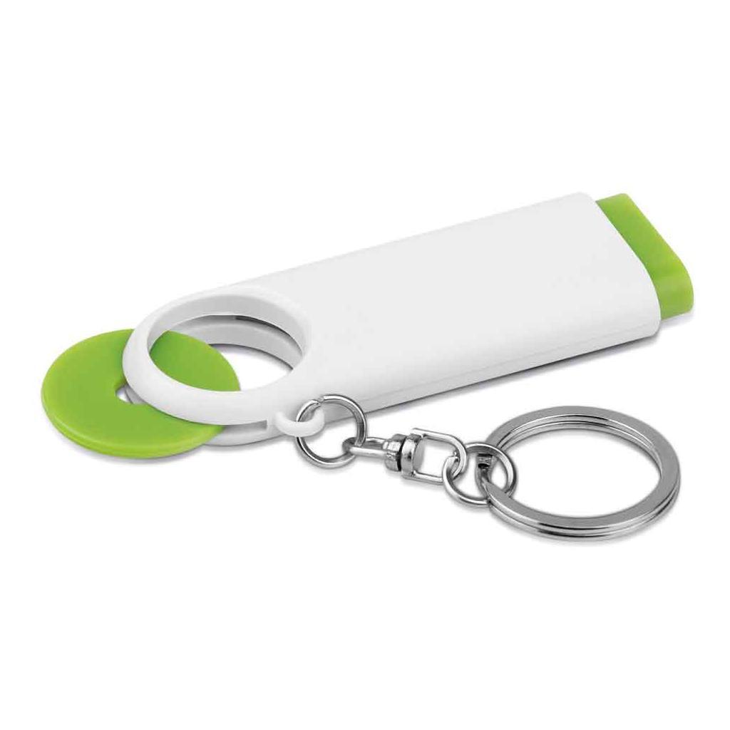 Schlüsselleuchte - 2 LEDs - Chiphalter