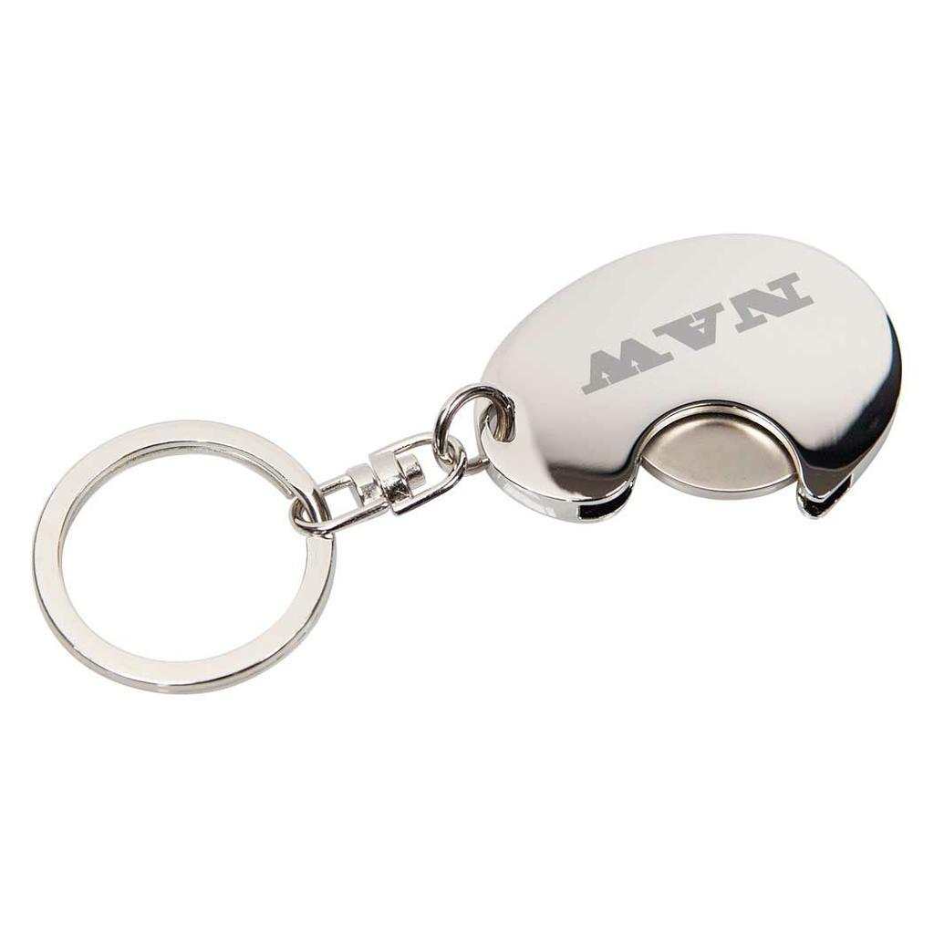 """Schlüsselanhänger """"CHIP"""" aus Metall"""