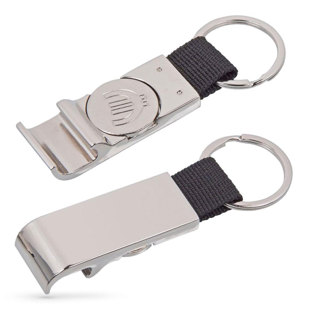 Schlüsselanhänger mit EK-Chip und Kapselheber