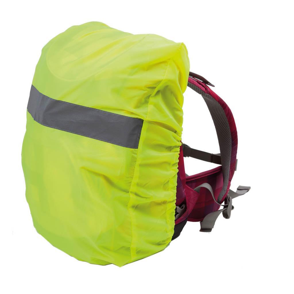Schulranzen- und Rucksacküberwurf - ONE - reflektierend - neutral