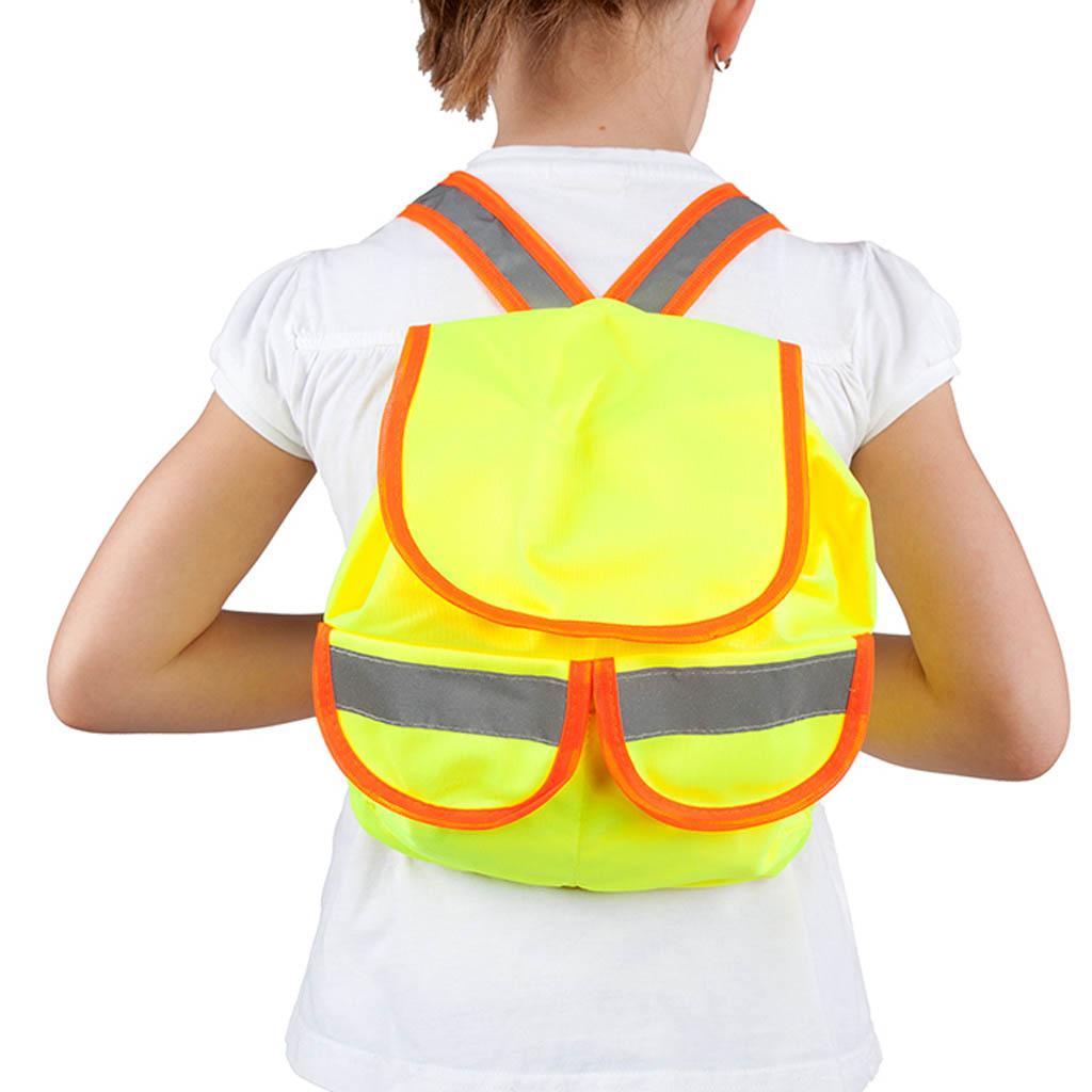 Kinder-Sicherheitsrucksack - DUO SAC - neutral