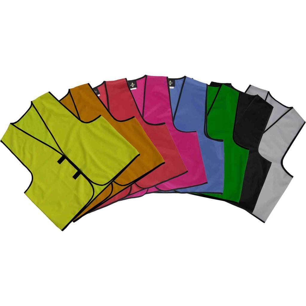 Kennzeichnungs-Weste für Erwachsene (5 Größen 8 Farben)