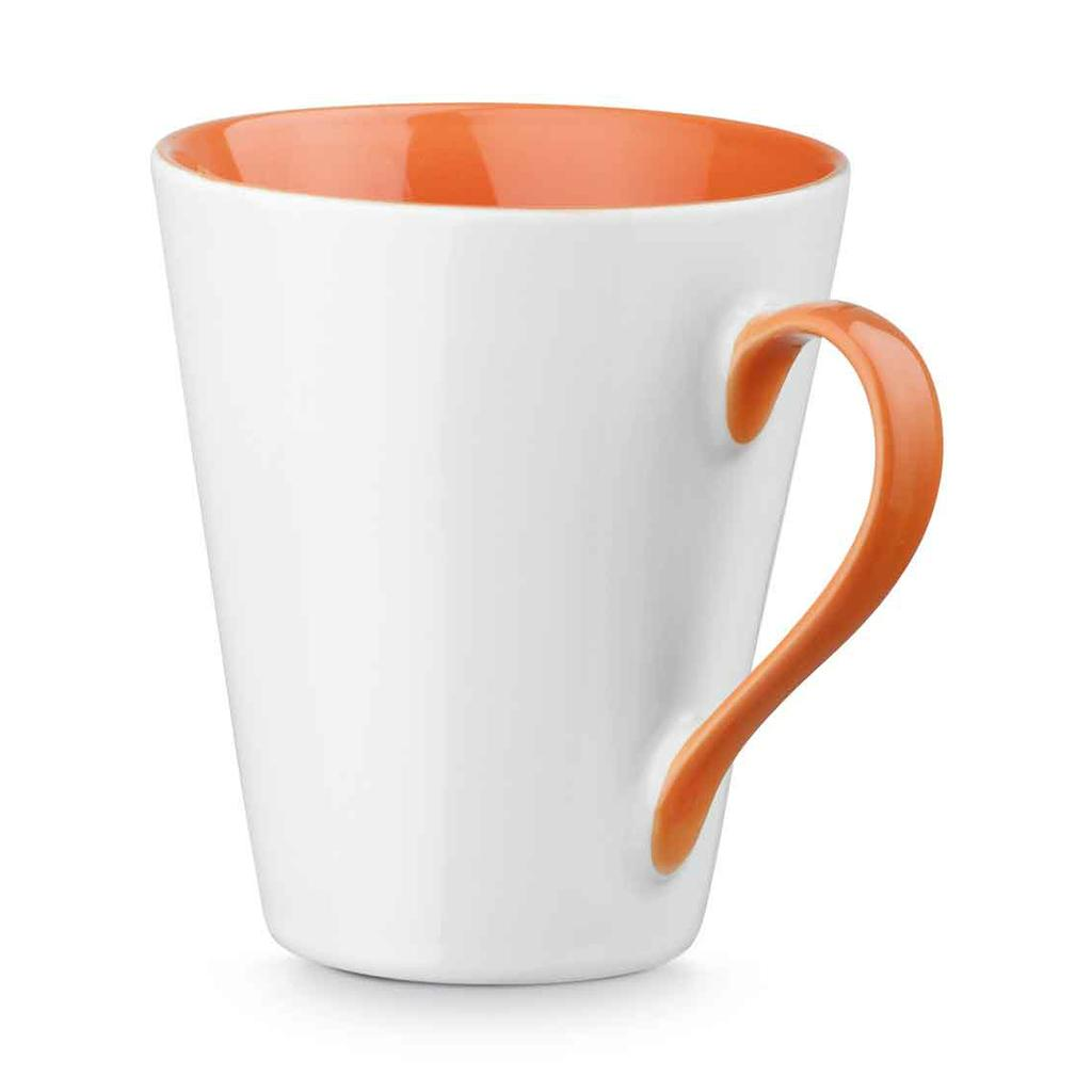 """Keramiktasse """"COLOR-MUG"""" mit Werbeaufdruck"""