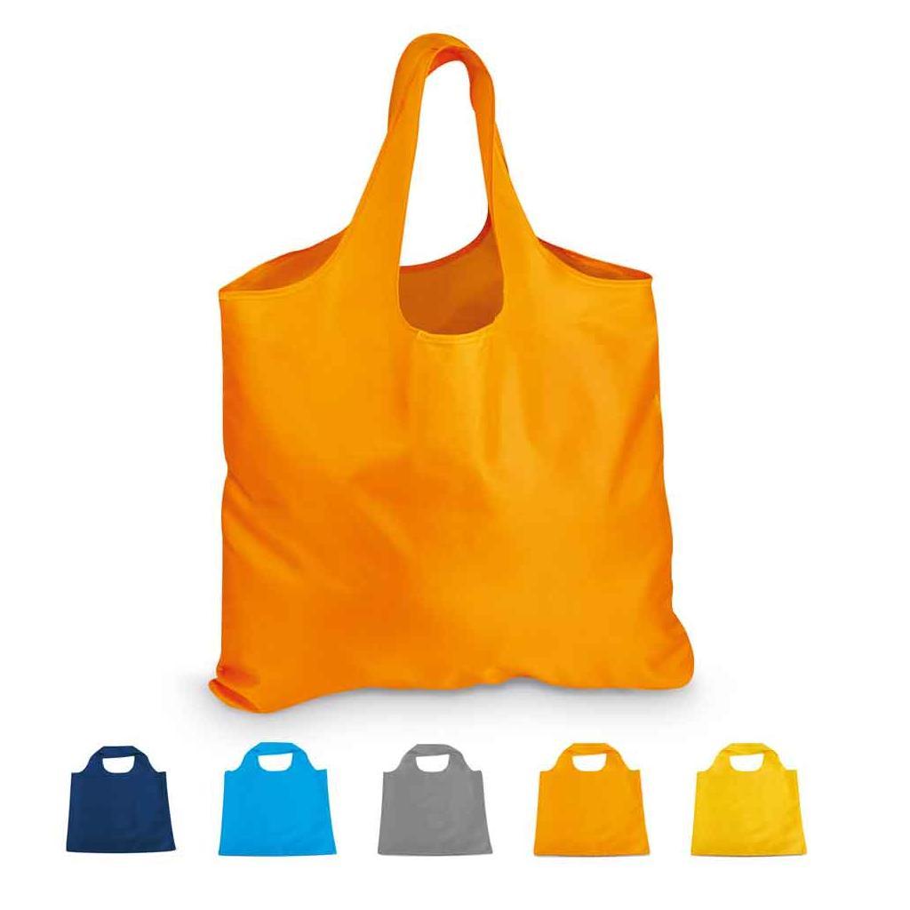 """Faltbare Einkaufstasche """"FOLA"""" - inklusive Werbeanbringung"""