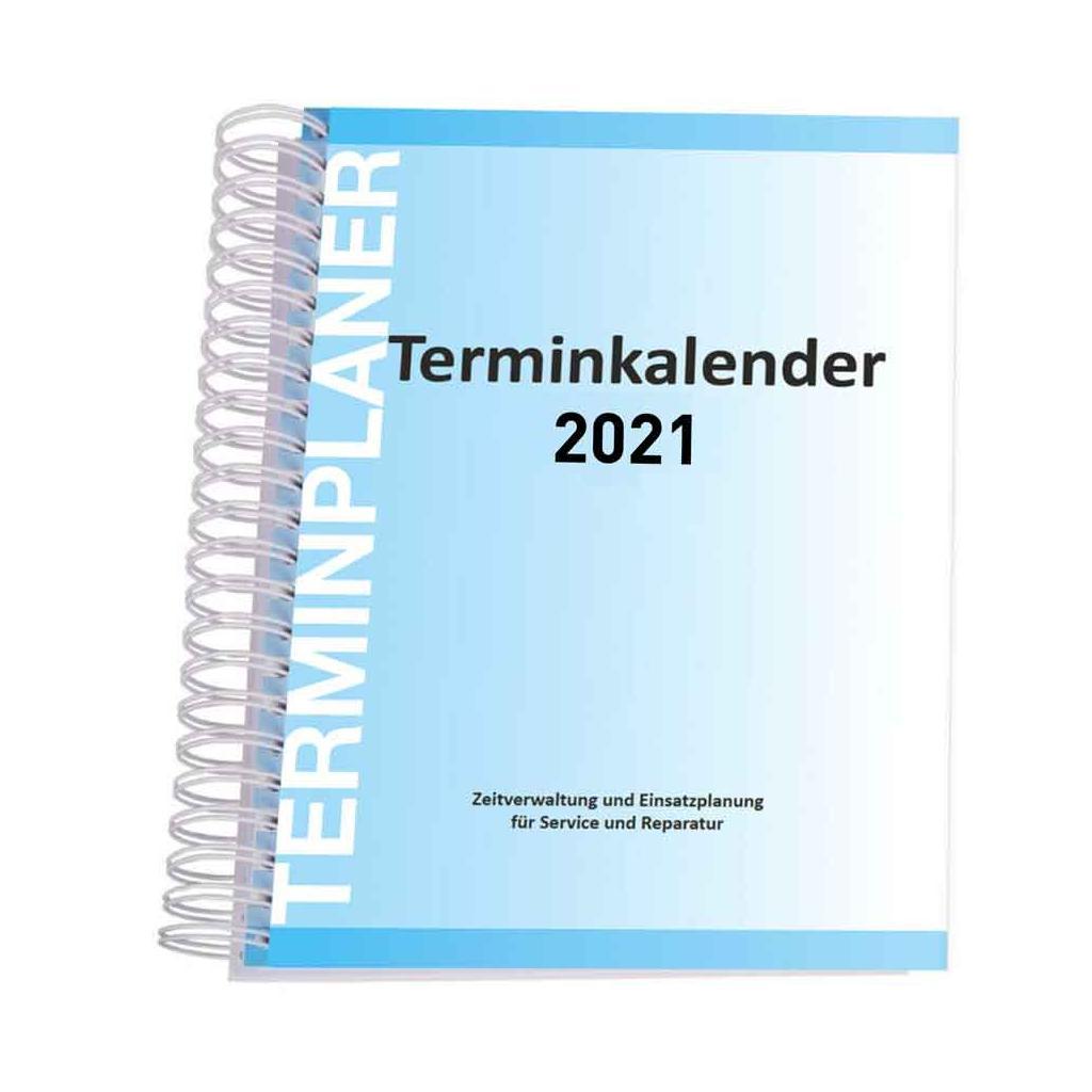 Werkstatt-Terminplaner - 2021