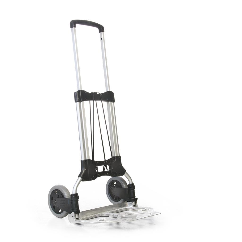 Aluminium-Transportkarre klappbar - 125 kg Traglast