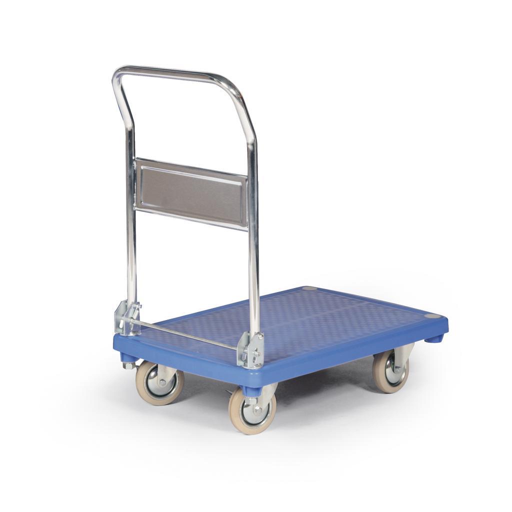 Kleintransportwagen mit Kunststoff-Ladefläche