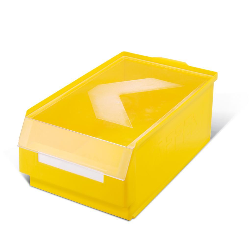 RasterPlan Auflagedeckel für Sichtlagerkästen