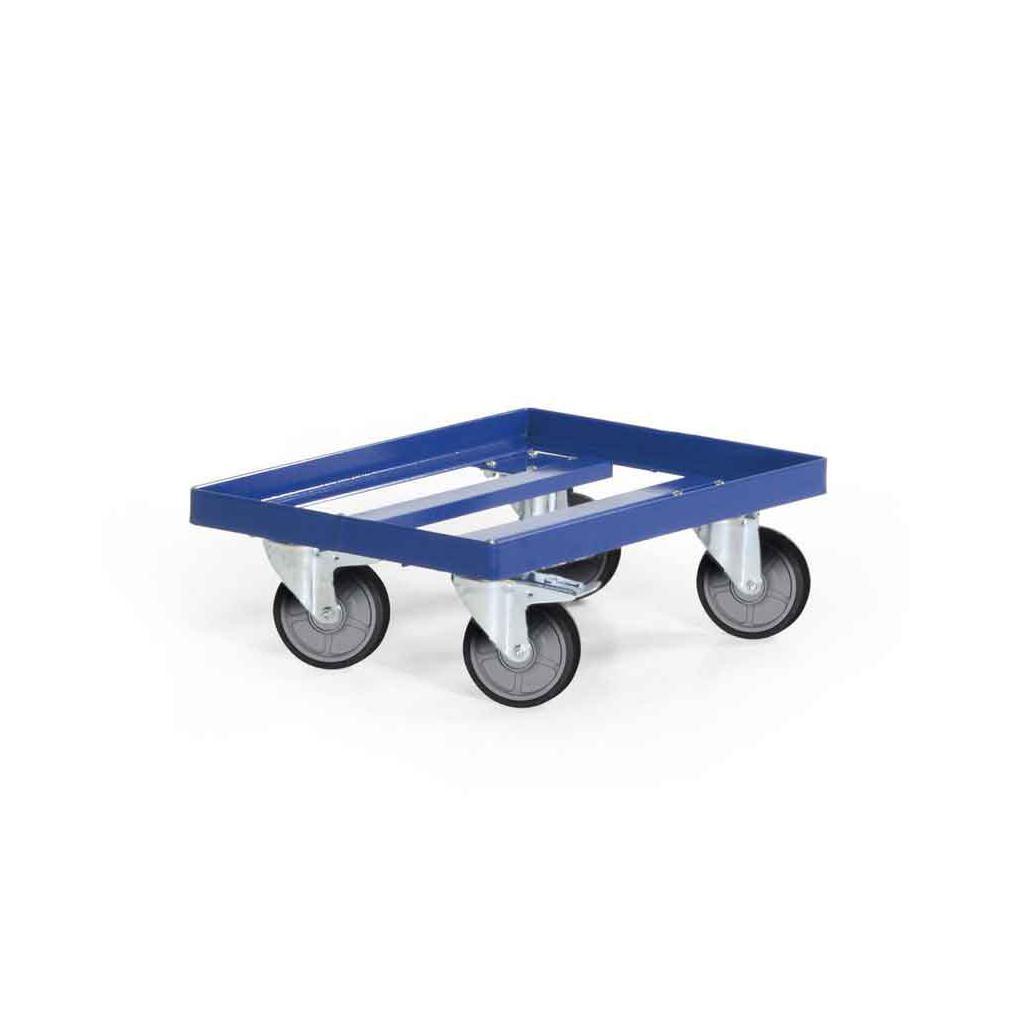 Fahrrahmen für einen Transportstapelkasten - Größe 400 × 600 mm