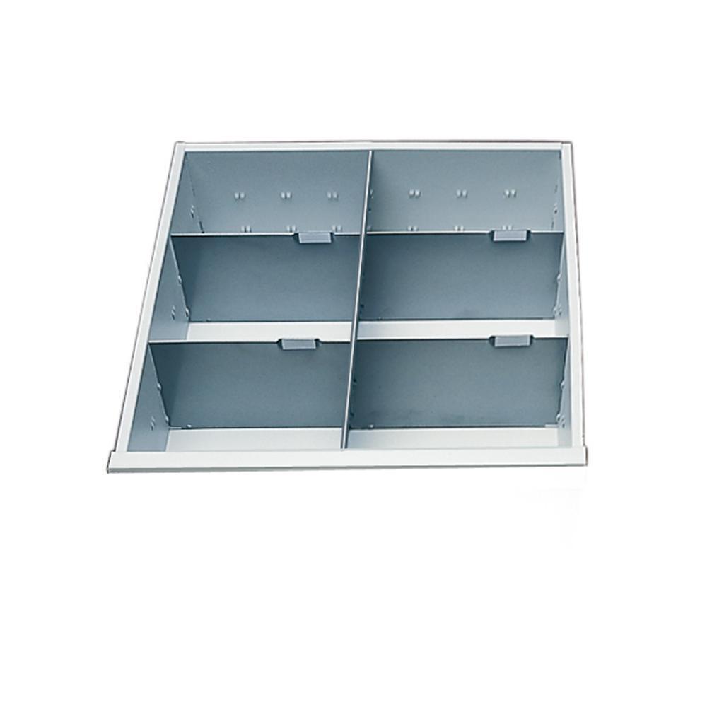 Einteilungs-Set für Schubladen - Fahrbare Werkbank