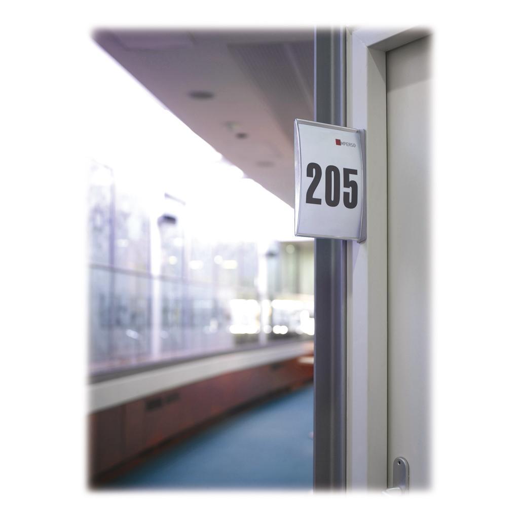 Beschriftungssysteme - Schild DIN A5