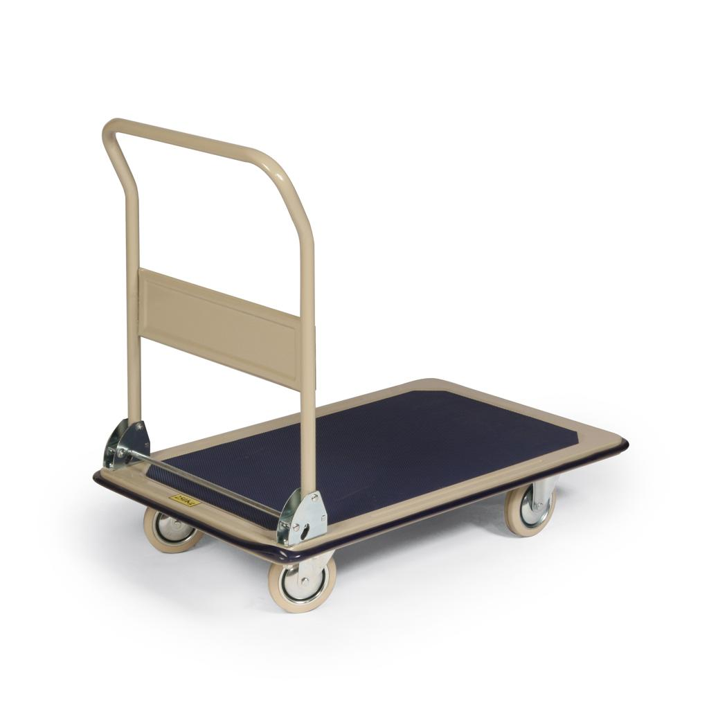 Kleintransportwagen mit Klappbügel - Traglast bis 250 kg