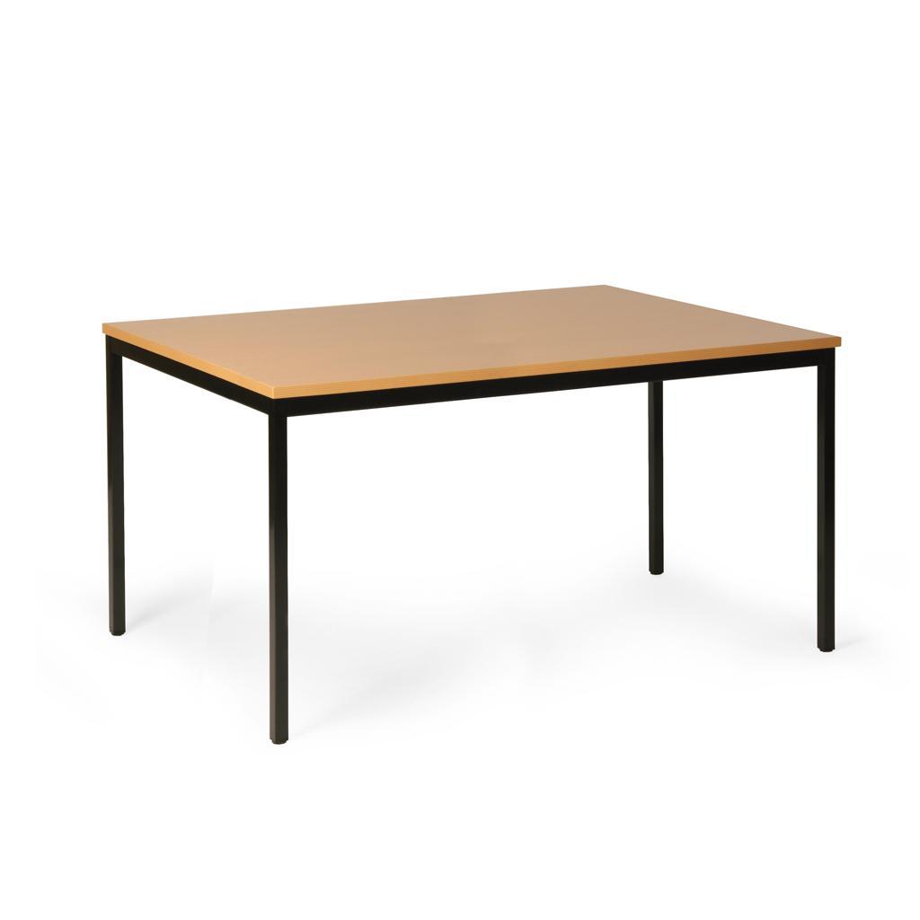 Allzweck-Tisch ECO - 2000 x 1000 mm - Buchendekor