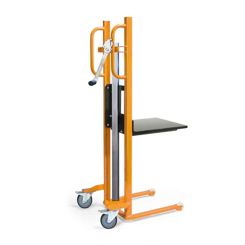 Materialheber - Plattform 500 x 460 mm - Traglast 150 kg