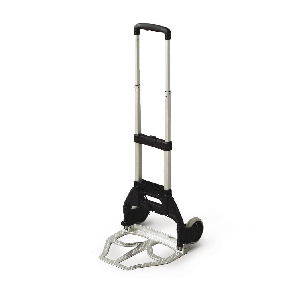 Aluminium-Transportkarre - klappbar - 50 kg Traglast
