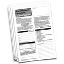 Kundendienst-Tasche C5 mit Umschlag für Nachteinwurf