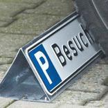 Parkbegrenzung für Parkplatzschilder 52,0 x 11,0 cm Produktbild