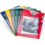 """Auftragsschutztasche """"Maxi"""" für DIN A4 mit XXL Dokumentenfach Produktbild"""