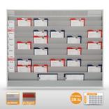Werkstattplaner groß mit Zeitstrahl (bis zu 50 x DIN A4) Produktbild