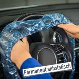 Mehrfach-Lenkradschutz - permanent antistatisch für PKW (VE=20) Produktbild