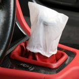 Schalthebelschutz mit Gummizug Produktbild