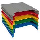 """Wandsortierer """"BIG"""" - Ablagefächer in verschiedenen Farben Produktbild"""