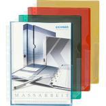 Robuste PVC-Dehnfaltentasche farbig (VE mit 10 Stück)                                       Produktbild