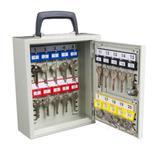 Mobiler Schlüsselschrank mit Tragegriff mit 20 - 50 Schlüsselhaken Produktbild