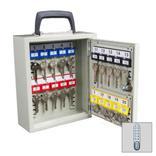 Mobiler Schlüsselschrank - Elektronikschloss - Tragegriff - 20-50 Schlüsselhaken Produktbild