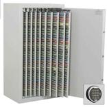Schlüsseltresor Sicherheitsstufe B - Elektronikschloss - 300 - 4000 Schlüsselhaken Produktbild