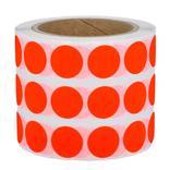 Runde Papieretiketten - Ø 30 mm - permanent klebend - 3 Zoll - 3 Farben Produktbild