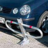 Parkbügel - Sperrbügel - mit Profilzylinder Produktbild