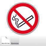 Verbotsschild - Rauchen verboten Produktbild