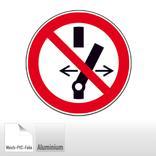 Verbotsschild - Schalten verboten Produktbild