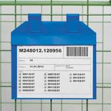 Gitterboxtaschen mit Magnetverschluss - DIN A4 quer - 4 Farben Produktbild