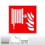 Brandschutzschild Löschschlauch Produktbild