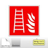 Brandschutzschild - langnachleuchtend Feuerleiter Produktbild