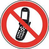 Verbotsschild - Foto-Handy benutzen verboten Produktbild
